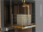 Foto do produto - Plataforma de Descarga 1,5m x 2m - 1.500kg