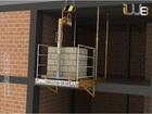 Foto do produto - Plataforma de Descarga 1,5m x 1,5m - 2.000kg