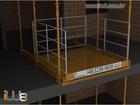 Foto do produto - Plataforma de Descarga Retrátil 2m x 2m cap. 1.500kg