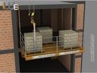 Foto do produto - Plataforma de Descarga 2m x 4m - 2.000kg